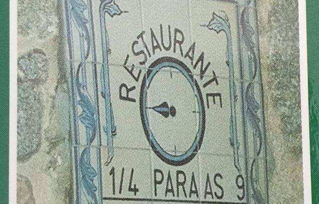 Restaurante Cervejaria 1/4 para as 9
