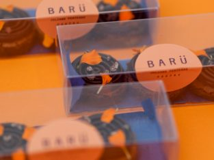 Barü- sobremesas em casa