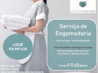Engomadoria Second House