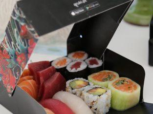 Aruki Sushi Delivery