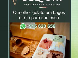 Gelícia – Gelateria Italiana – Lagos