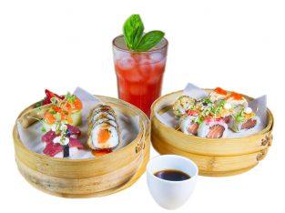Temako – let's sushi