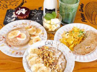 The Cru – Organic, Raw & Health