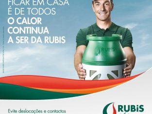 RHCASTILHO – DISTRIBUIDOR OFICIAL DA RUBIS GÁS
