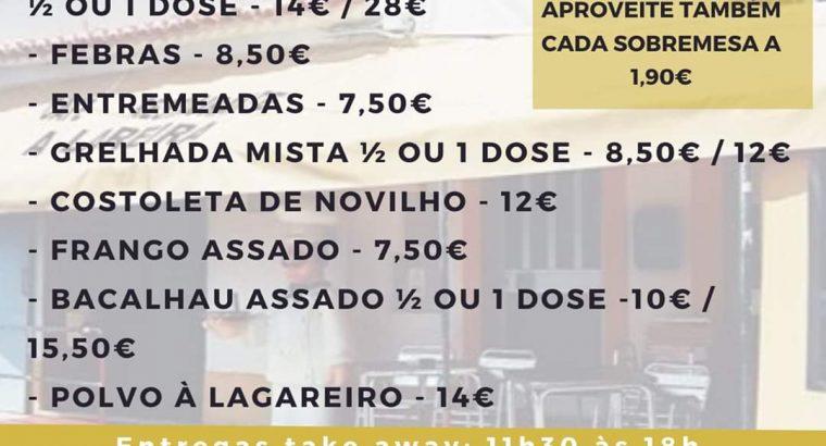 """Restaurante """"A Lareira"""""""
