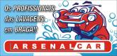 ArsenalCar – Lavagens Manuais De Viaturas