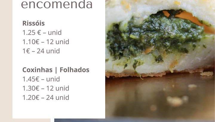 Cravo e Canela pastelaria 100% vegetal