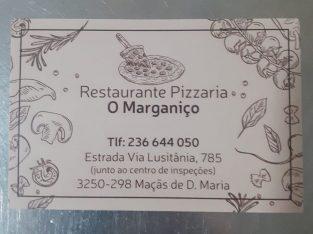 "Pizzaria ""O Marganiço"""