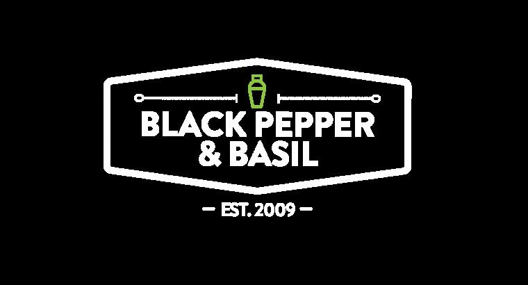 Black Pepper & Basil